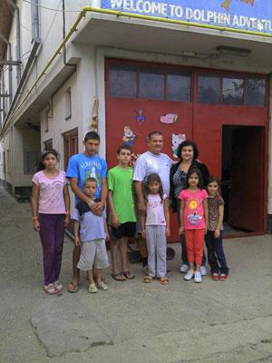 Children Romania